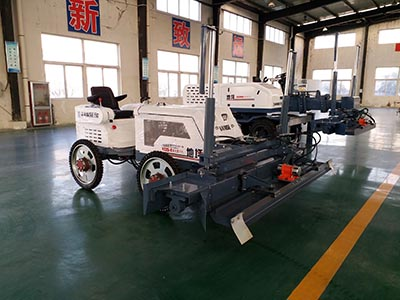 YZ25-4 seat type concrete laser screed