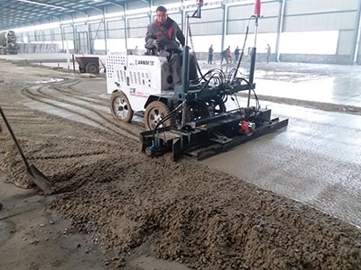 YZ25-6 concrete laser screed