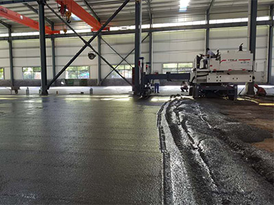 YZ40-4 concrete laser screed